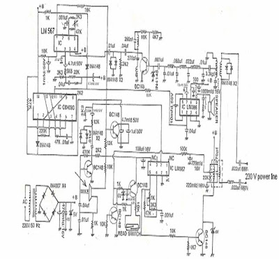 Get Free Circuits Ideas: Circuit Diagram Of PLCC