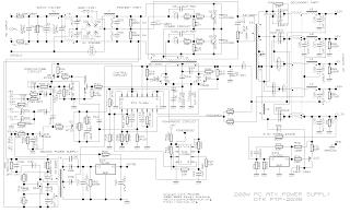 electronics repair guide 200w atx pc power supply en fr. Black Bedroom Furniture Sets. Home Design Ideas