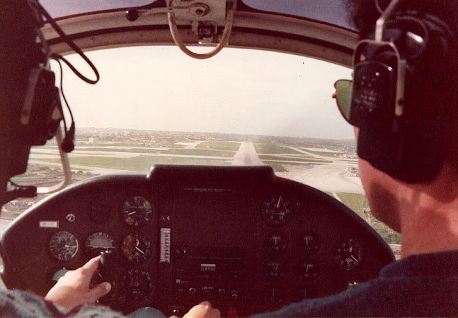Approach 24, Luqa Airport December of 1982