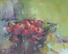 Tomato Basket (oil/canvas)