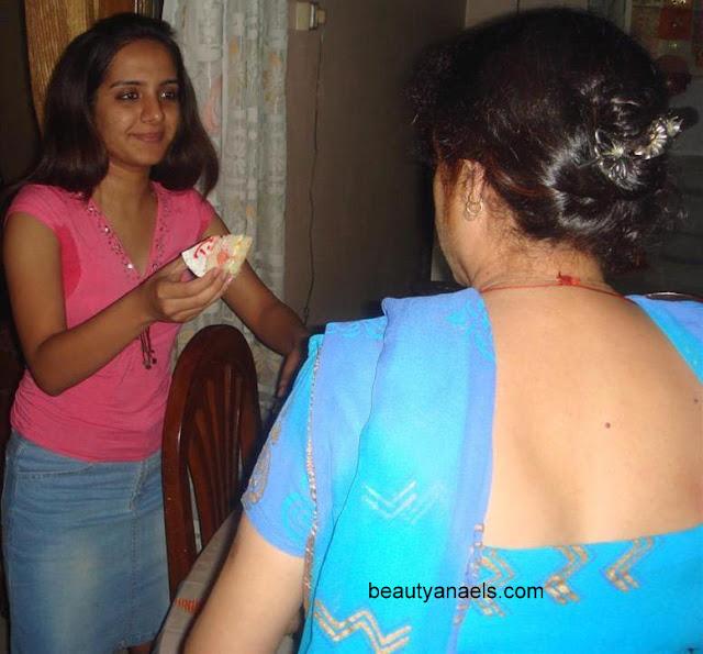 Mallu Aunty Blue Film-8793