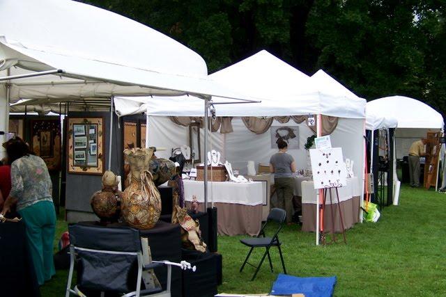 Church On The Hill Lenox Craft Fair