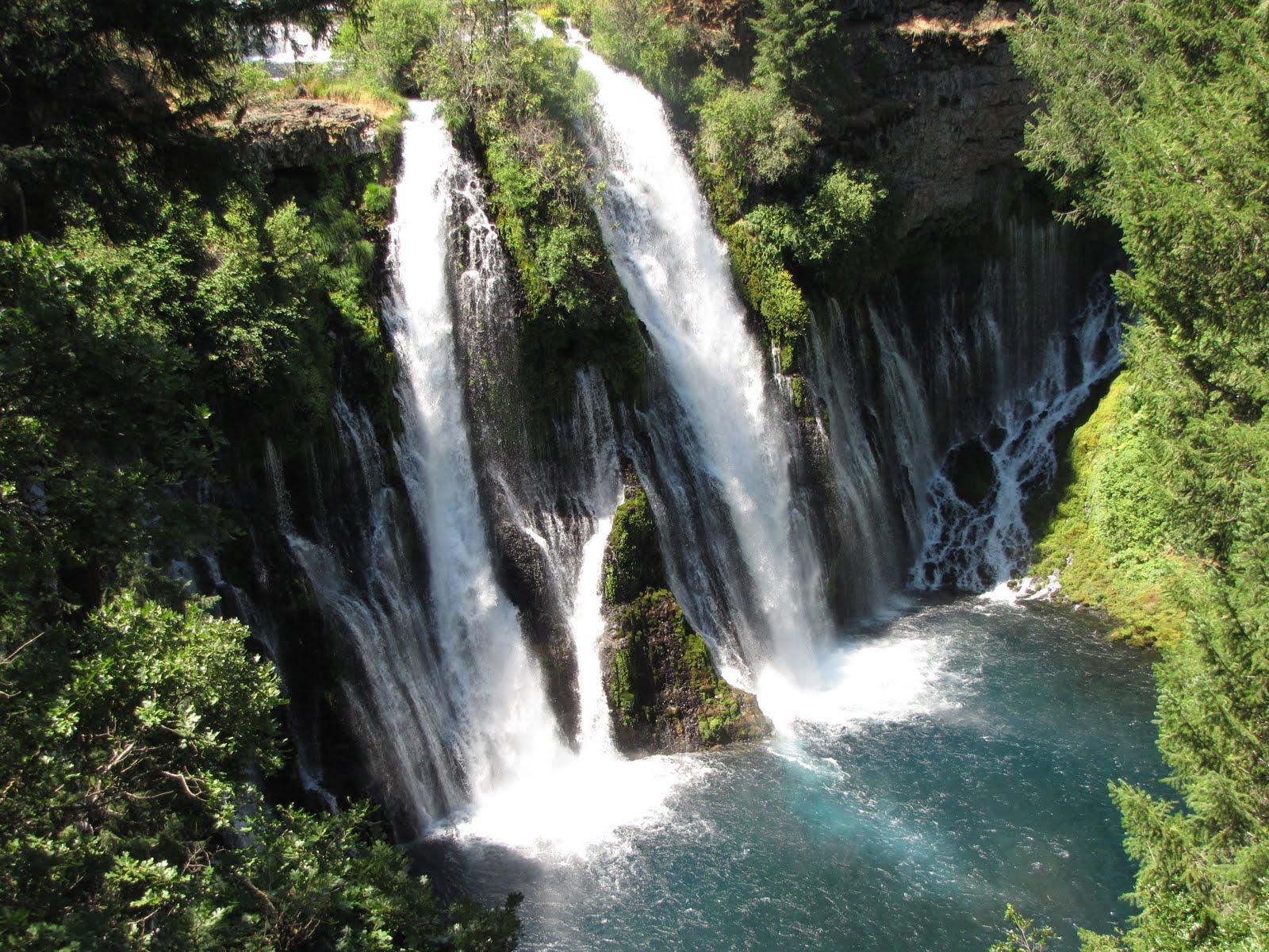 Kat S Chronicles 100722 Burney Falls Amp Mt Shasta