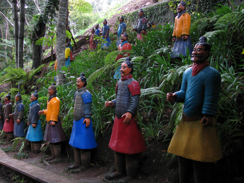 Monte palace oriental garden