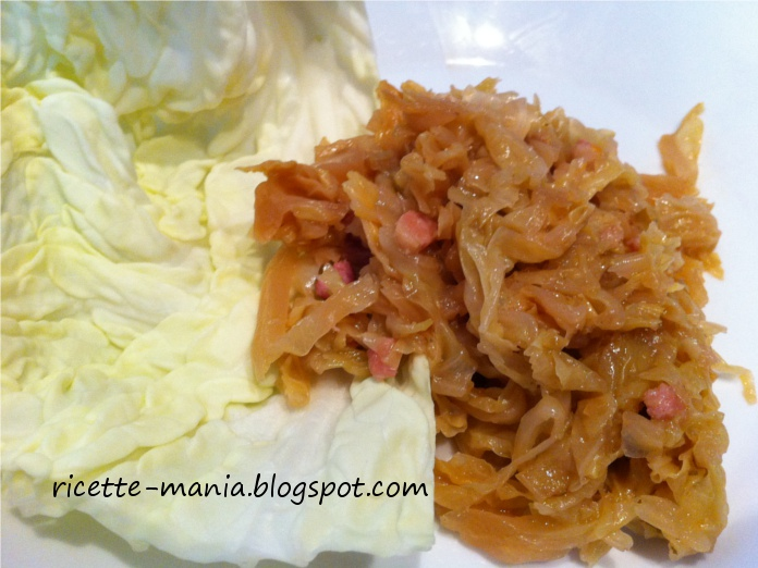 Ricette e idee per cucinare crauti for Ricette per cucinare
