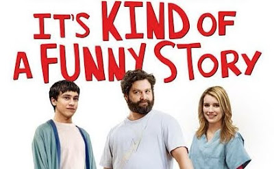 It's kind of a funny story O Filme