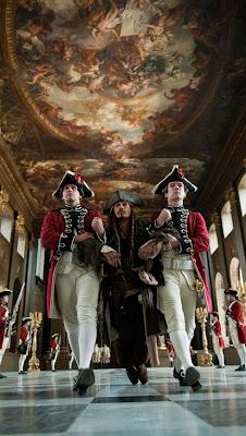 Piratas do Caribe 4 Johnny Depp