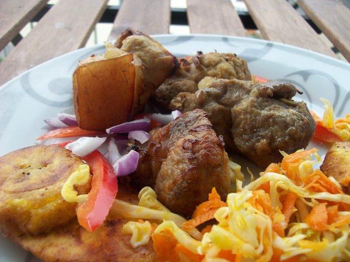 Recettes Du Chef Cuisine Haitienne Le Griot