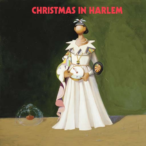 Kanye West Christmas In Harlem.Kanye West Christmas In Harlem Ft Teyana Taylor Lyrics