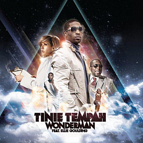 Tinie Tempah - Wonderman (ft. Ellie Goulding) Lyrics ...