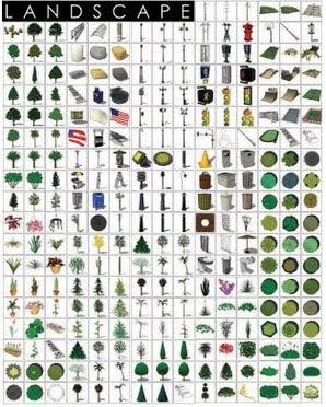 Download Sketchup Components: Landscape - Sketchup Components