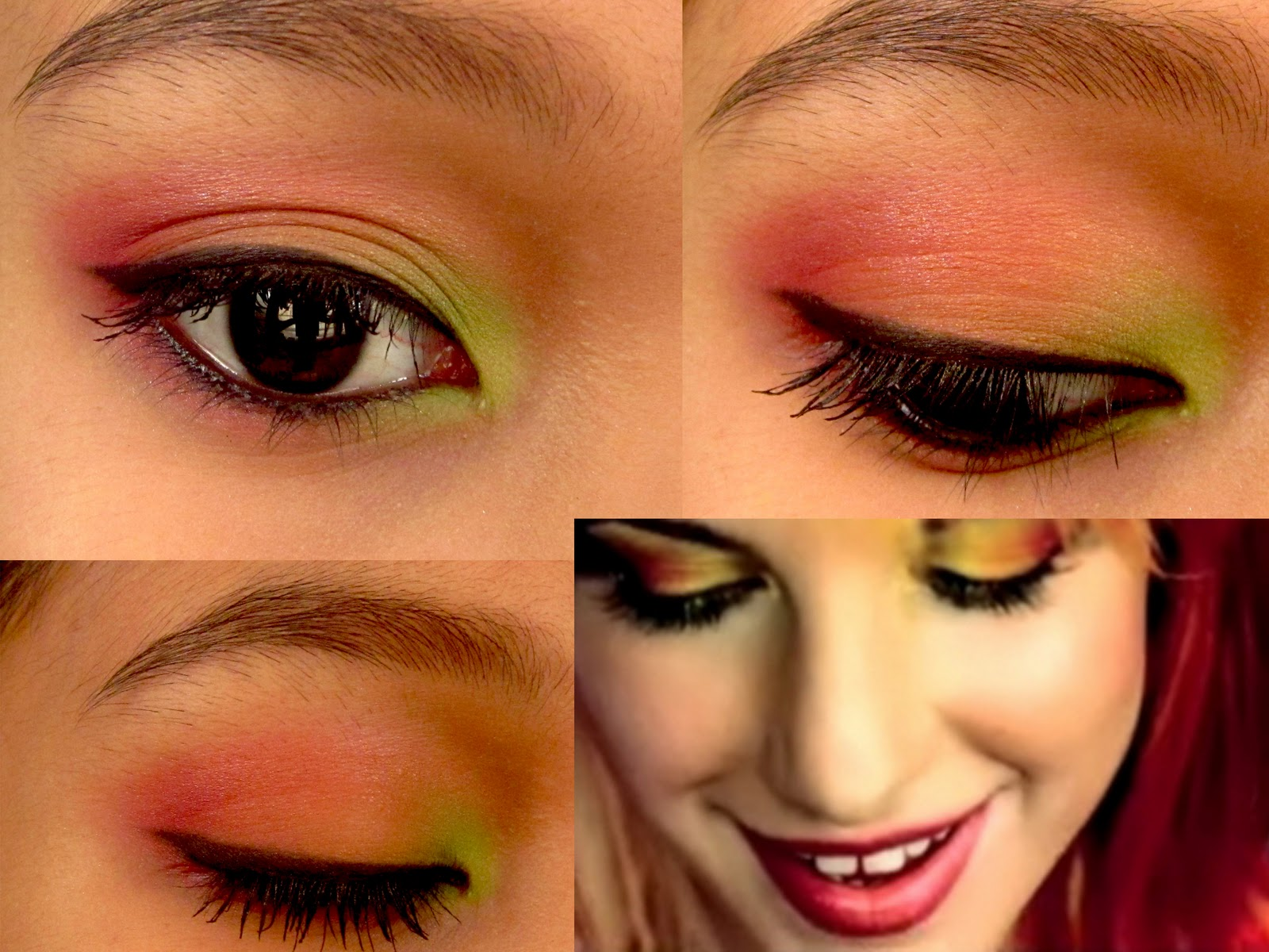 Hayley williams misery business makeup
