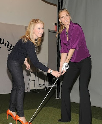 morgan pressel - molly sims
