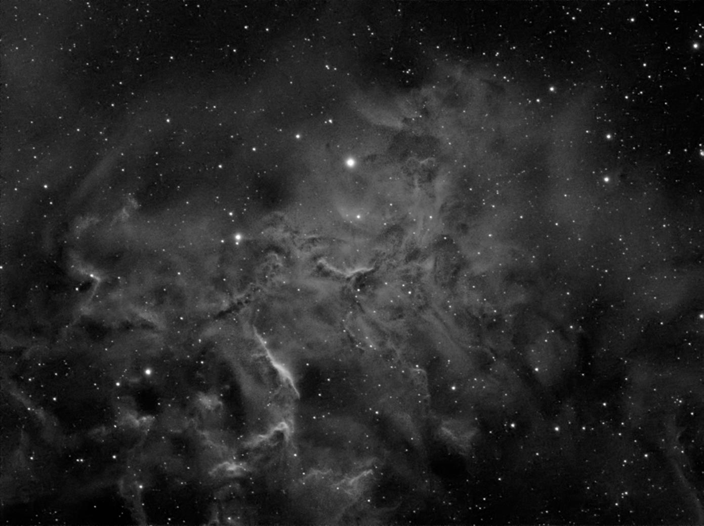 Astrophotographia by Grigoris Reras: IC 405 - Flaming Star ...