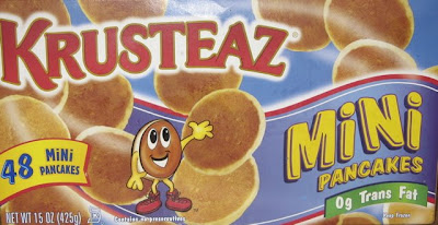 Image result for krusteaz mini pancakes