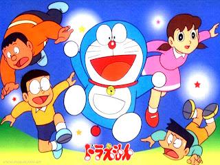 Doraemon TV Series Dubbing Indonesia