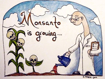 Snippits And Snappits Monsanto S Roundup Triggers Over 40 Plant Diseases