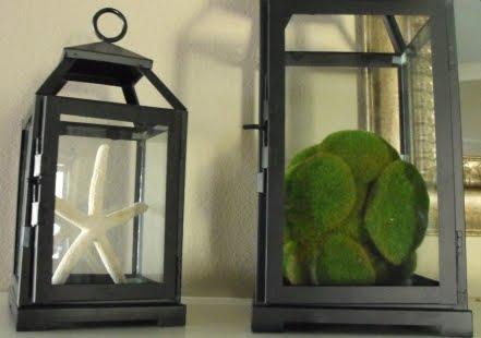 PB style lantern