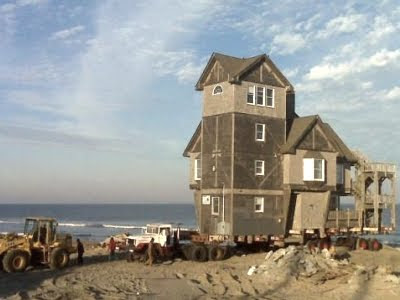 House in Rodanthe Move