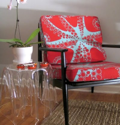 Octopus Fabric Chair
