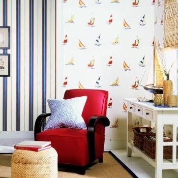 ship wallpaper idea