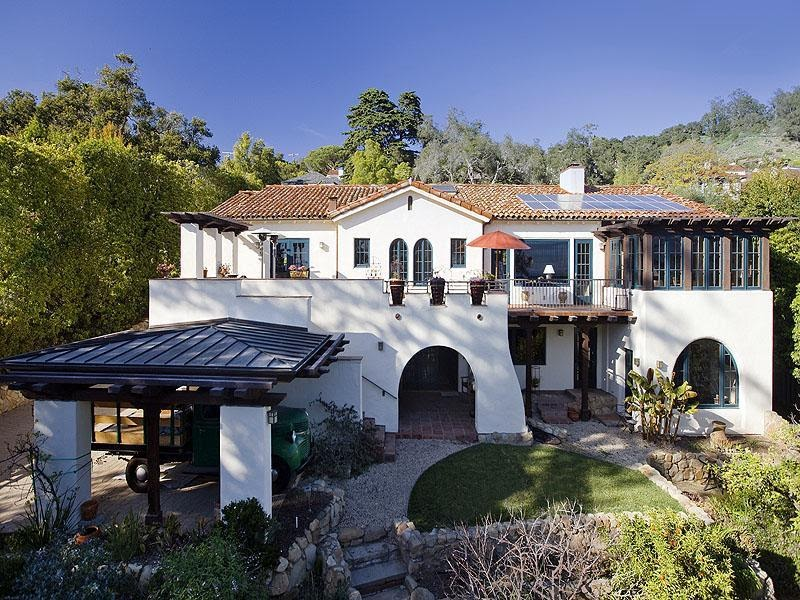 Spanish Revival Mission Style Homes Craftsman Bungalows