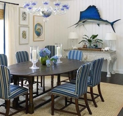 sailfish decor