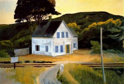 Cape Cod Paintings by Edward Hopper