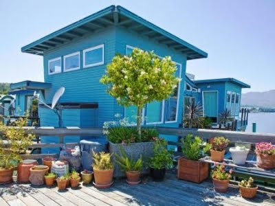 Floating Homes Sausalito