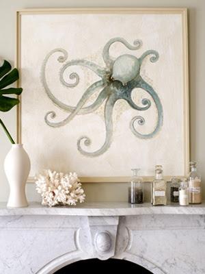 Melissa Barbieri Octopus Painting