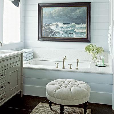 Cute Nautical Wallpaper Nautical Bathroom Decorating Ideas Coastal Decor Ideas