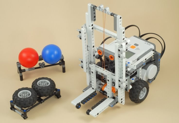 Nxt Forklift The Nxt Step Is Ev3 Lego 174 Mindstorms 174 Blog