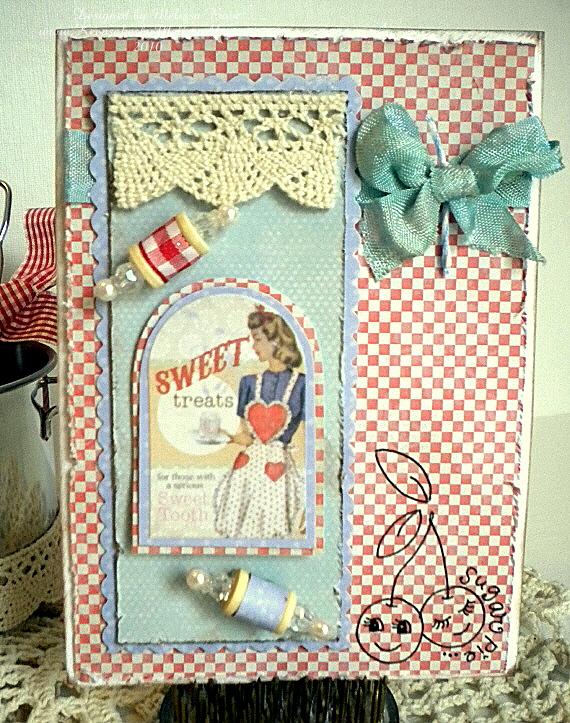 Kitchen Tea Card Ideas