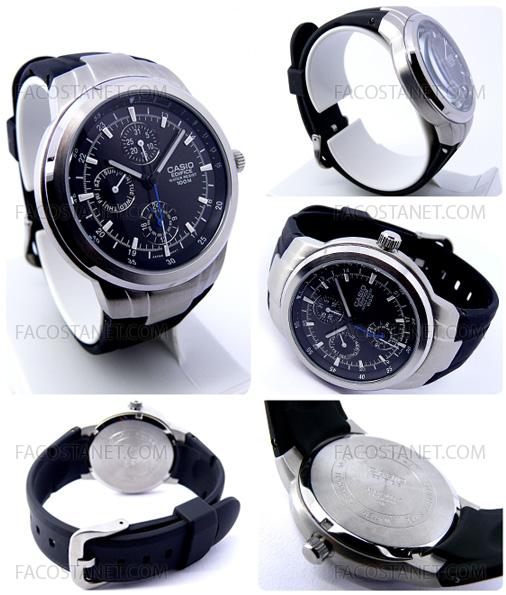 378211c52fd40 CompraFacil.mx - Blog de Relojes Casio  Casio Edifice EF 305