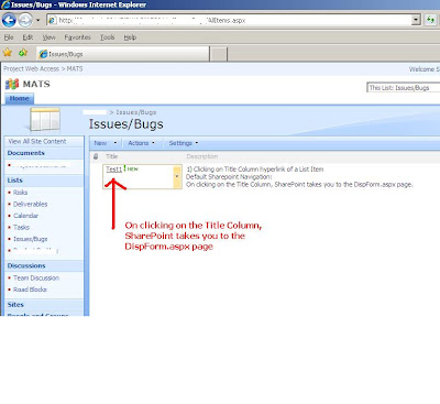SharePoint Kings: Change default redirection in an ECB Menu