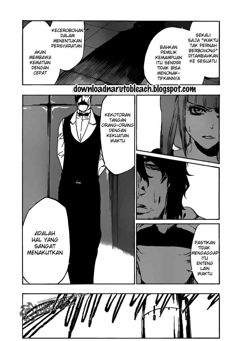 Bleach 436 page 10...