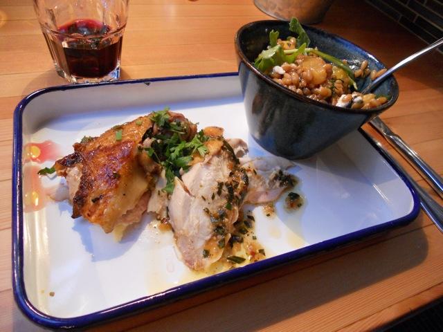 Boxwood Calgary New Restaurant