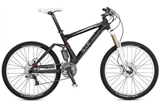 Todo-Bicicletas: Bicicleta Scott Genius 50