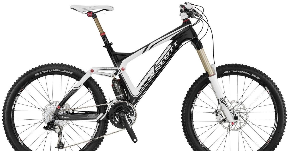 Todo-Bicicletas: Bicicleta Scott Genius LT 20