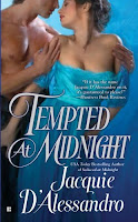 Guest review: Tempted at Midnight by Jacquie D'Alessandro