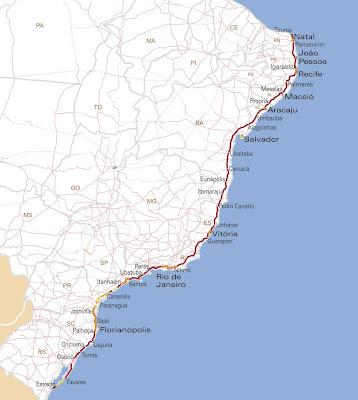 BR-230 que faz parte da Transamazônica, inicia-se em Cabedelo e integra a  região Nordeste ao Norte do País. Percorre o Estado no sentido leste oeste,  ... b43f3685c6