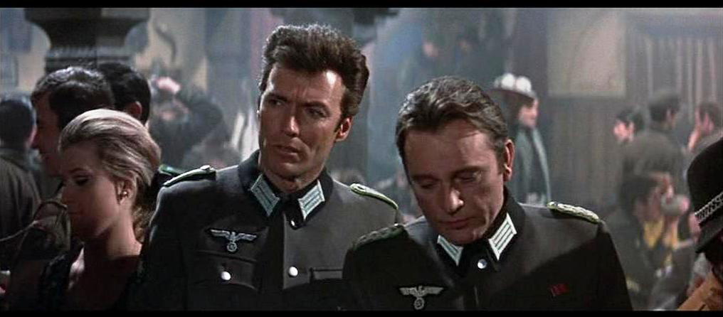 This Island Rod: Where Eagles Dare (1968)