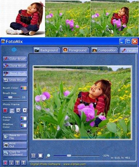 FOTOMIX PORTABLE 8 5 4 СКАЧАТЬ БЕСПЛАТНО