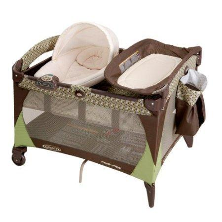 manny 39 s links graco newborn napper pack 39 n play playard lowery. Black Bedroom Furniture Sets. Home Design Ideas