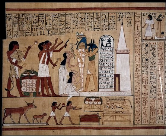 book of the dead tour egypt