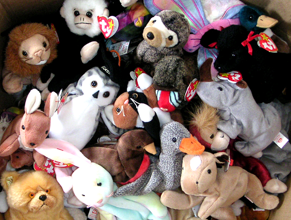 Stuff From Our Toybox The Wide World Of Ty Beanie Babies