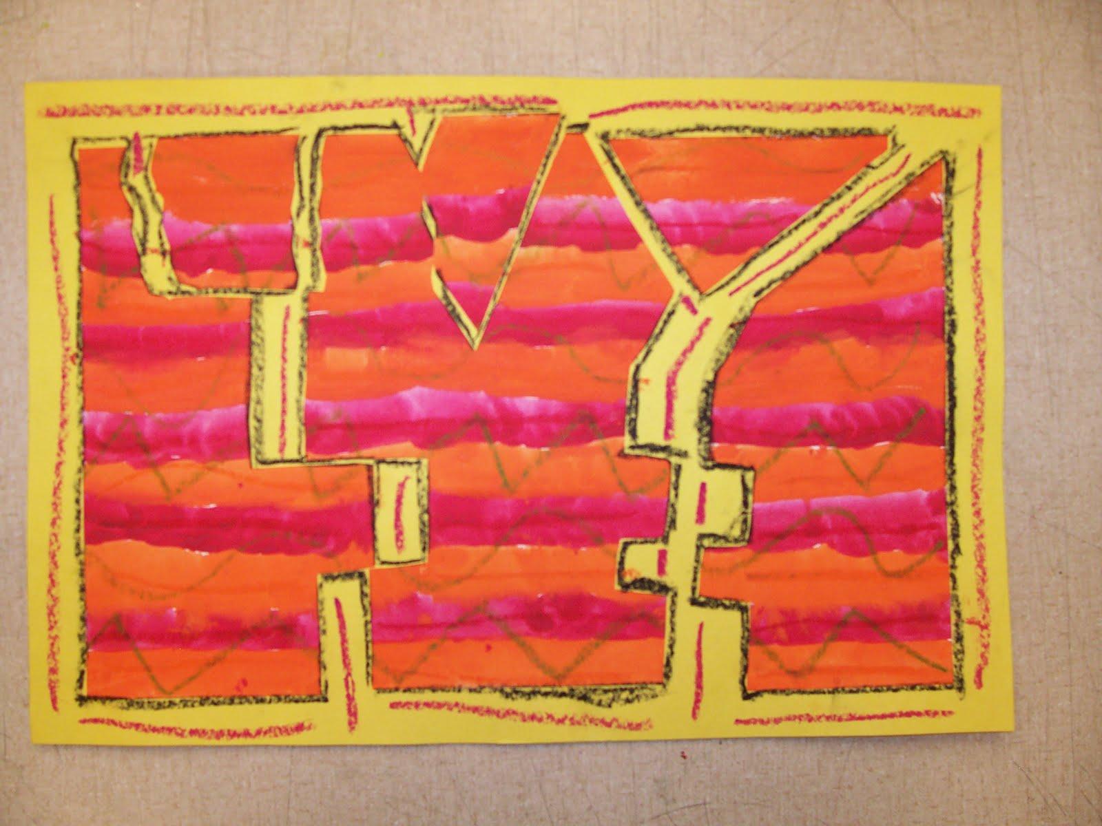 Mrs Weber S Art Class Abstract Vs Non Representational Art