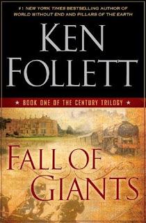 Fall of Giants by Ken Follett book cover