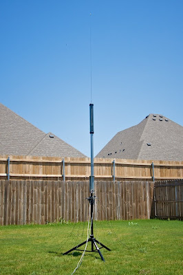 WW2PT Amateur Radio: Tarheel 200A-HP Antenna: Installation