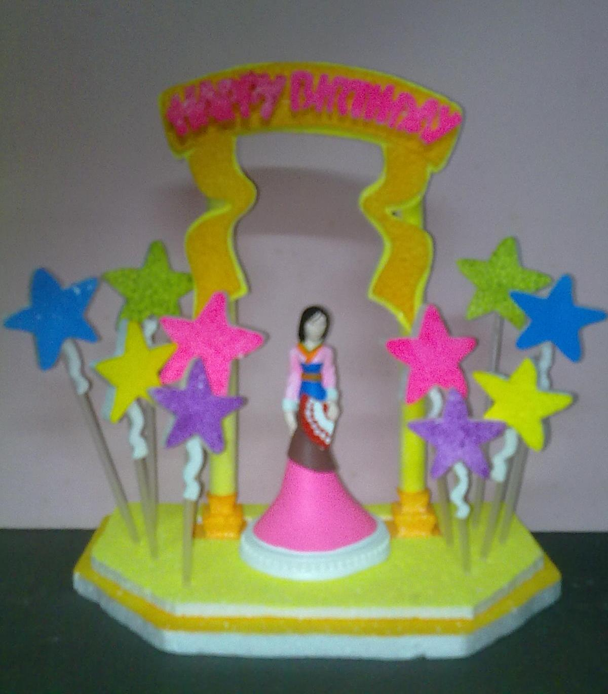Ben  Cake Topper Philippines